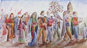 Альберт Габриелян. Армянская свадьба