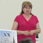 Поэтесса, член Международной федерации русскоязычных писателей Л.С. Григорян
