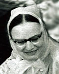 Вера Клавдиевна Звягинцева