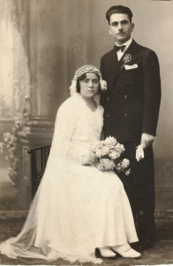 Аветис и Арпине Ванескегяны