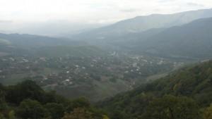 В горах Арцаха