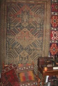 Арцахские ковры
