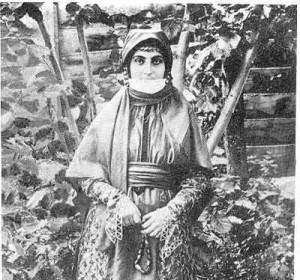 Арцахская армянка