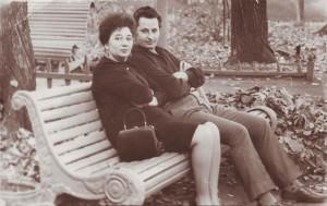С мужем Геннадием Михайловичем Коротковым