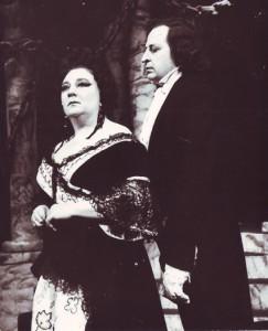 «Маскарад», Баронесса Штраль с н.а. Г.Коротковым (Арбенин)