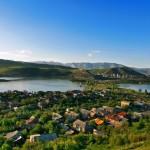Виген Ахвердян. Озера Раздана
