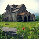 Виген Ахвердян. Церковь Ахтала