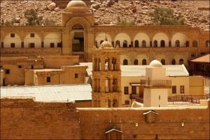 Синайский полуостров, Монастырь Святой Екатерины