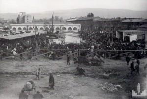 Старый рынок. Фото 1914 года