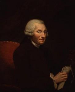 Портрет Дж.Хенвея (1785г.)