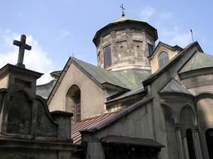 Армянская церковь Успения Пресвятой Богородицы (Львов,1363—1370 годы)