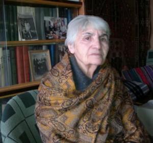 Марго Гукасян. Фото Артака Варданяна