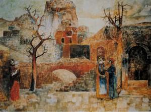 Минас Аветисян. Армения (1973)