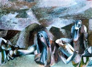 Минас Аветисян. Дорога. Воспоминание родителей (1965-67)