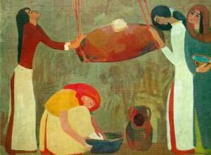 "Минас Аветисян. Хноци (""Маслобойка"") (1964)"