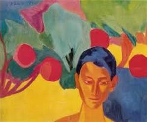 Минас Аветисян. Портрет Арменака (1962)