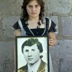 Шрикян Кайцеруи родилась 01.07.1994, Шрикян Кайцер погиб 08.04.1994