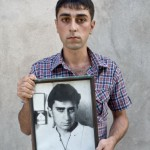 Хачатурян Армен родился 22.11.1992, Хачатурян Армен погиб 16.08.1992