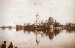 М.П.Дмитриев. Армянская церковь в Нижнем Новгороде (1828-1924). Архитектор А.Леер