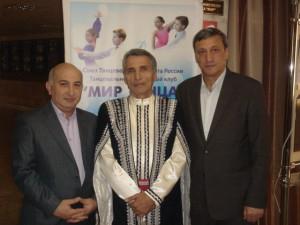 Давид Кулиджанян, Ашуг Алик (Валико Кспоян), Агаси Арабян