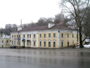 Нижний Новгород, ул. Рождественская, д. 46. Бывший Доходный дом Абамелек-Лазаревых