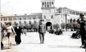 Александр Винокур. Ереван, 1974 год