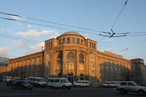 Здание Медицинского института в Ереване