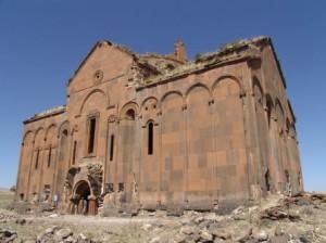 Кафедральный собор Ани. Фото Армена Казаряна