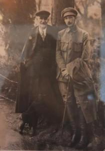 Ованес Туманян и Сергей Городецкий