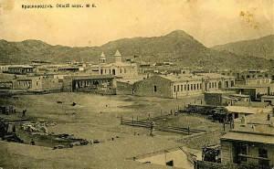 Армянская церковь 1903 года в Красноводске (Туркменбаши)