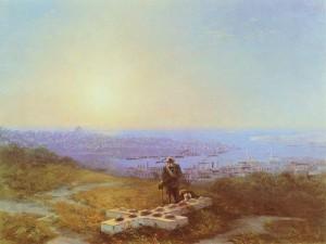 И. К. Айвазовский. Малахов курган