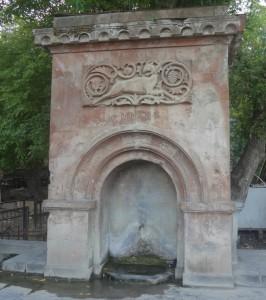 Источник в Чартаре
