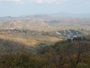 Вид на село Чартар