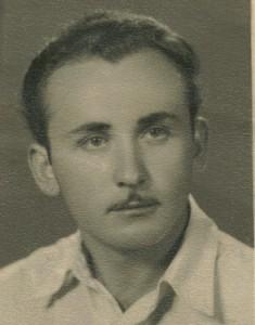 Эрнест Бегларян. Молодые годы