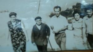 сестра Раиса Агаджановна и брат Вячеслав Агаджанович (моего деда Михаила Агаджановича) приезжали в родовое село, чтобы поставить надгробие их деду Шамилю Багиряну
