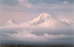 Каджик Геворкян. Арарат