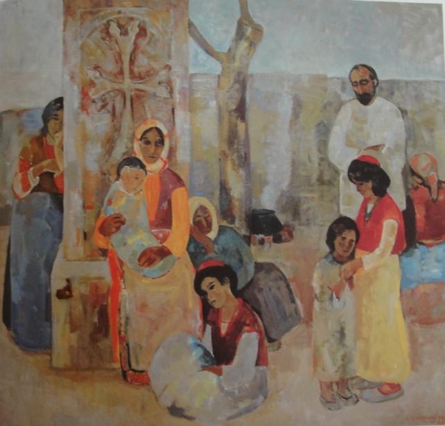 Альберт Парсамян. Туманян и мигранты