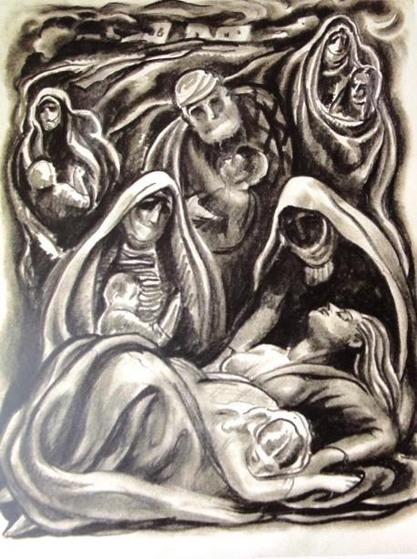 Армен Чилингарян. Мигранты