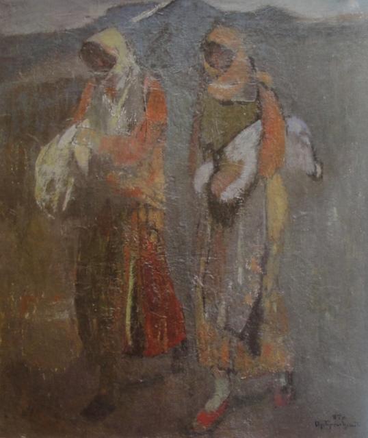 Эдуард Арцрунян. Женщины-мигрантки