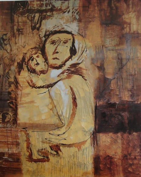 Нерсес Меликян. Моя бабушка мигрантка