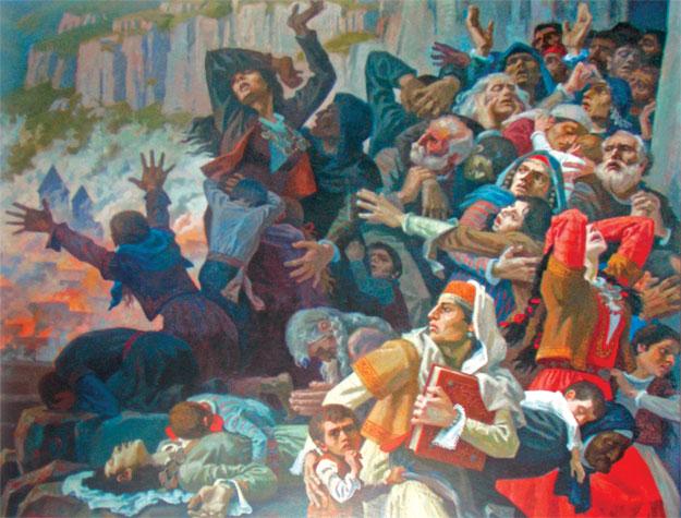 Тигран Токмаджян. Весна 1915