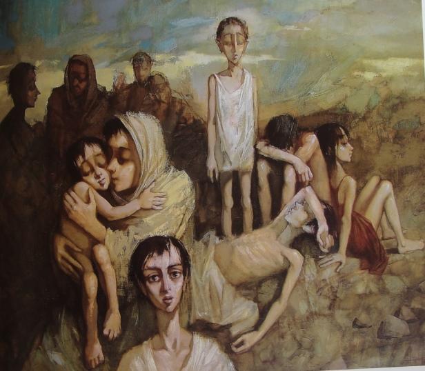 Тигран Барханаджян. Выжившие