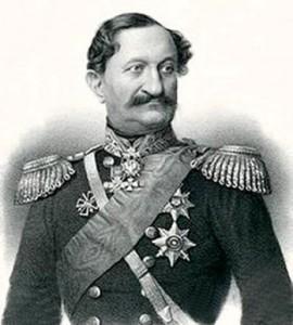 Адмирал Лазарь Маркович Серебряков