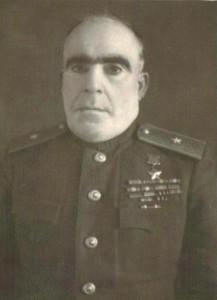 Генерал-майор Андраник Казарян