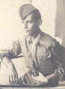 Георгий Месропович Давтян во время Великой Отечественной войны