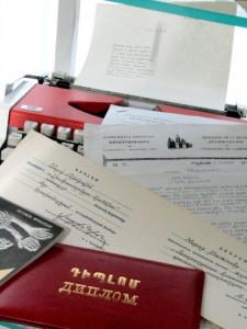 Дипломы журналов Эчмиадзин и Литературная Армения