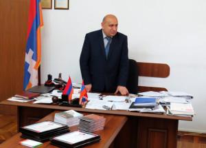 Ministr_prosvescheniya_NKR_Slava_Asryan