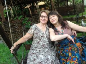 Рита с мамой (XXI век)