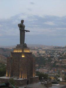"""Монумент """"Мать-Армения"""""""