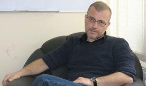Публицист Давид Чхартишвили